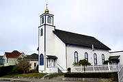 Церковь Иннокентия (Вениаминова) - Юрика - Калифорния - США