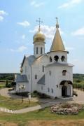 Холки. Троицкий Холковский монастырь. Церковь Донской иконы Божией Матери