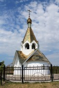 Холки. Троицкий Холковский монастырь. Церковь Владимира равноапостольного