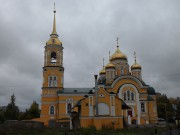 Церковь Всех Святых, в земле Российской просиявших - Липецк - г. Липецк - Липецкая область