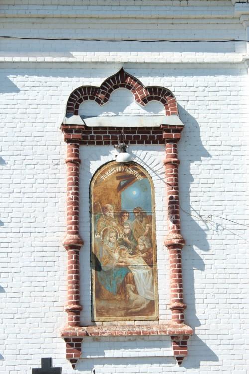 Церковь Рождества Христова, Лебяжье