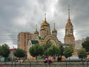 Липецк. Всех Святых, в земле Российской просиявших, церковь
