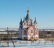 Никольский женский монастырь. Церковь Николая Чудотворца - Николаевский - Чернушинский район - Пермский край