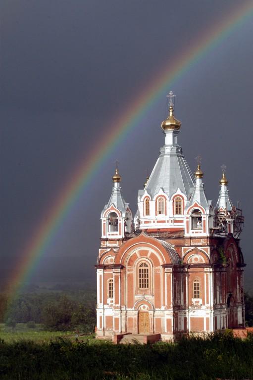 Никольский женский монастырь. Церковь Николая Чудотворца, Николаевский