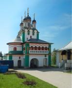 Павловская слобода. Иосифа Волоцкого, храм-часовня