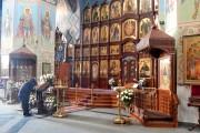 Самара. Иверский женский монастырь. Церковь Иверской иконы Божией Матери