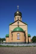 Колюпаново. Казанский женский монастырь. Церковь Троицы Живоначальной