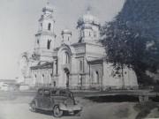 Ровеньки. Троицы Живоначальной, церковь