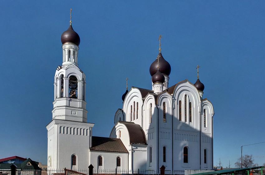 Церковь Иосифа Волоцкого, Развилка