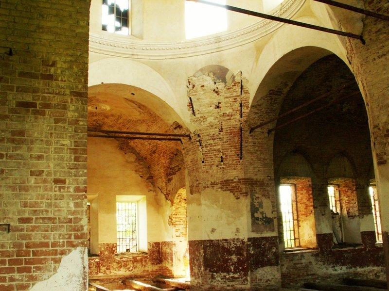 Церковь Сергия Радонежского, Малое Городище