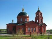 Церковь Сергия Радонежского - Малое Городище - Новооскольский район - Белгородская область