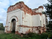 Церковь Покрова Пресвятой Богородицы - Бураково-Погост - Пудожский район - Республика Карелия