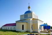 Церковь Николая Чудотворца - Маяк - Заокский район - Тульская область