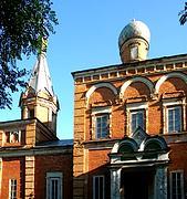 Церковь Рождества Пресвятой Богородицы - Гоптаровка - Беловский район - Курская область