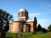 Церковь Феодосия Черниговского - Попово-Лежачи - Глушковский район - Курская область