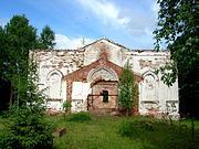 Церковь Василия Великого - Васильевское - Череповецкий район - Вологодская область