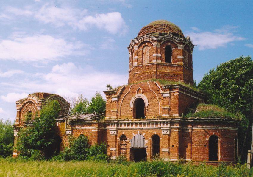 Церковь Покрова Пресвятой Богородицы, Прудищи
