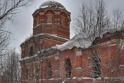 Церковь Покрова Пресвятой Богородицы - Прудищи - Венёвский район - Тульская область