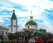 Алексеевский женский монастырь. Церковь Иоанна Предтечи - Золотухино - Золотухинский район - Курская область