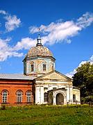 Церковь Троицы Живоначальной - Орехово - Касторенский район - Курская область