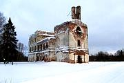 Церковь Илии Пророка - Ильинская Поповка - Харовский район - Вологодская область