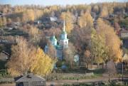 Церковь Благовещения Пресвятой Богородицы - Ильинский - Ильинский район - Пермский край