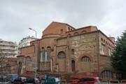 Церковь Димитрия Солунского - Салоники (Θεσσαλονίκη) - Центральная Македония (Κεντρικής Μακεδονία&#962) - Греция