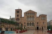 Церковь Димитрия Солунского - Салоники (Θεσσαλονίκη) - Центральная Македония (Κεντρικής Μακεδονίας) - Греция