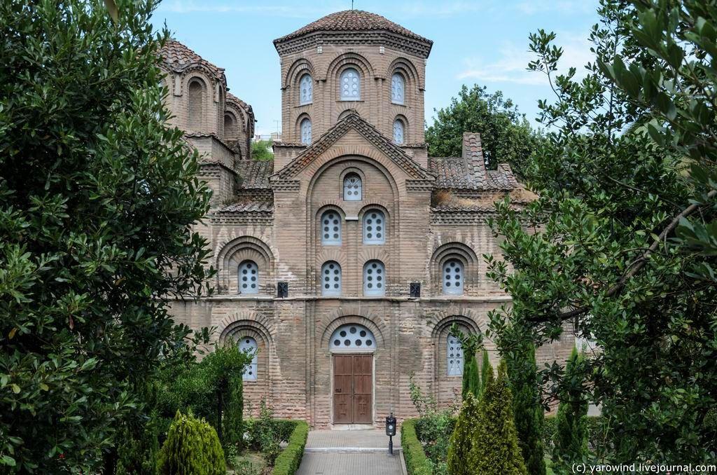 Панагия Халкеон (Богородица медников), Салоники (Θεσσαλονίκη)