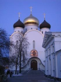 мужской монастырь одесса