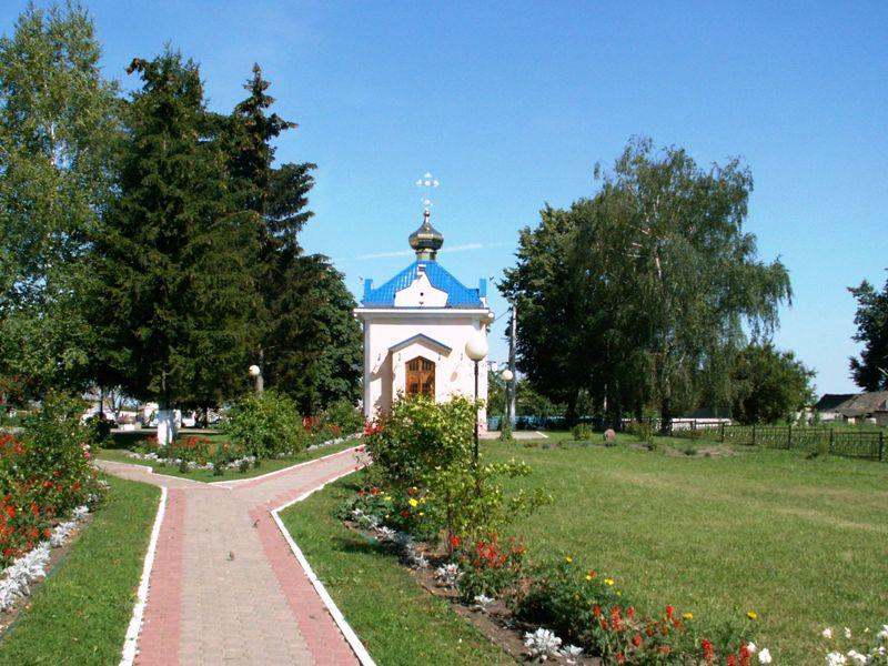 Святителя Митрофана Воронежского храм-часовня, Графовка