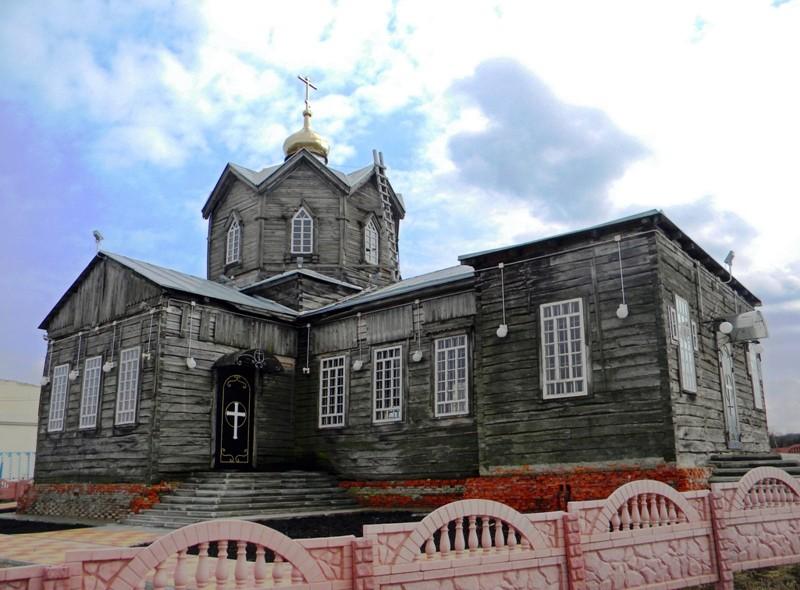 Церковь Покрова Пресвятой Богородицы, Захарово