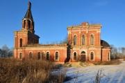 Церковь Рождества Пресвятой Богородицы - Теляково - Ясногорский район - Тульская область
