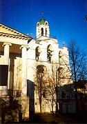 Спасо-Преображенский монастырь. Звонница с церковью Печерской иконы Божией Матери - Ярославль - г. Ярославль - Ярославская область