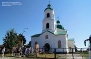 Церковь Вознесения Господня - Красная Слудка - Добрянский район - Пермский край