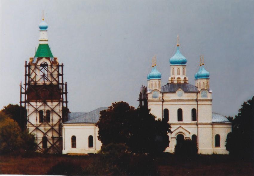 Церковь Николая Чудотворца, Печерниковские Выселки