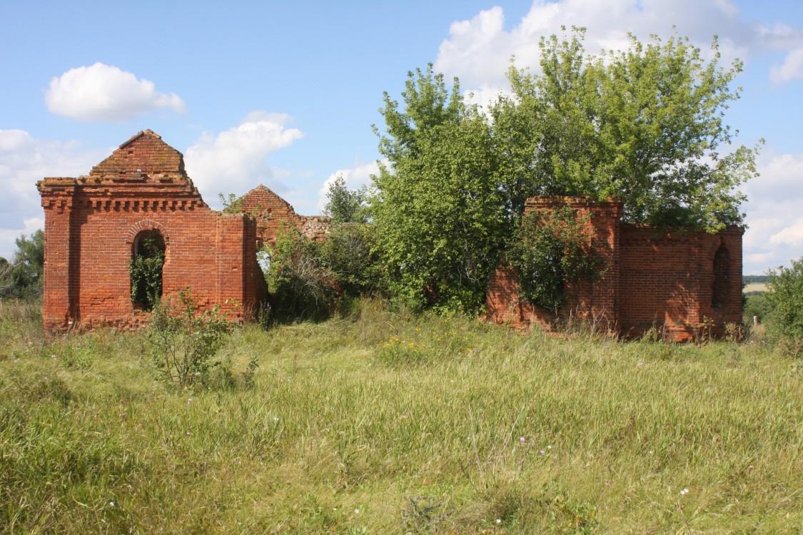 Церковь Покрова Пресвятой Богородицы, Роговое