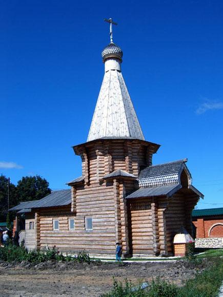 Церковь Флора и Лавра-Шостье-Касимовский район-Рязанская область