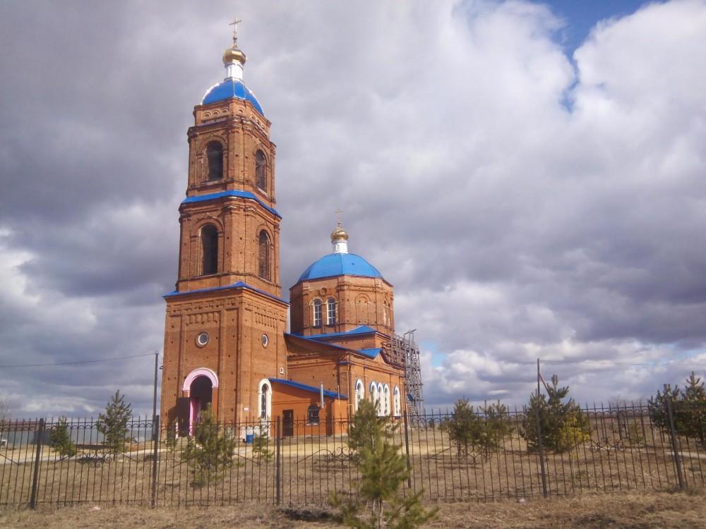 Церковь Михаила Архангела, Змеевка