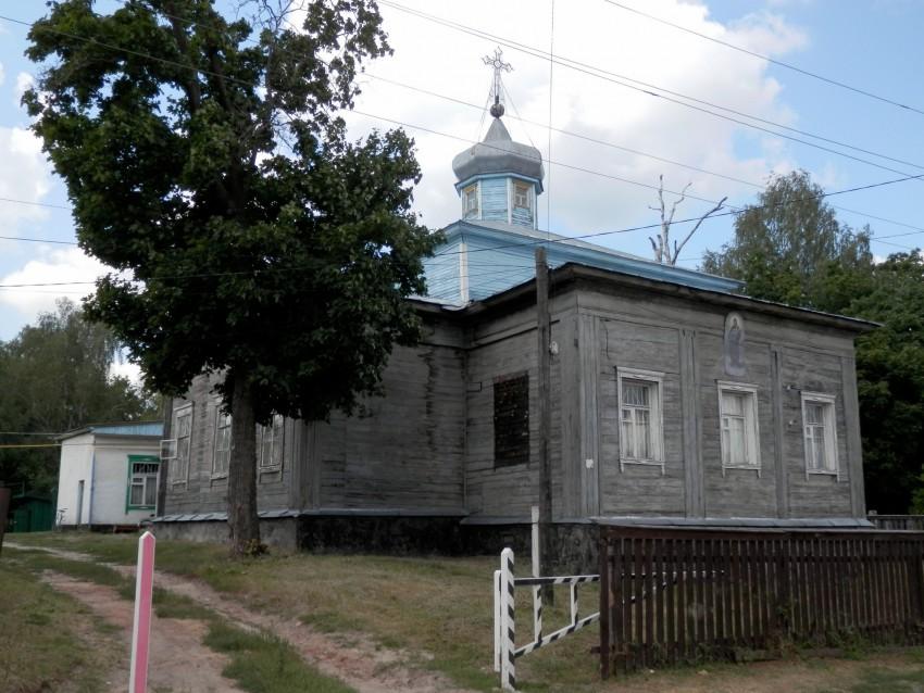 Церковь Николая Чудотворца, Спас-Клепики