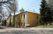 Брянск. Похвалы Божией Матери при Епархиальном управлении, домовая церковь