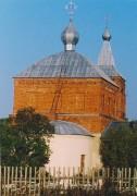 Церковь Воздвижения Креста Господня - Ключ - Кораблинский район - Рязанская область