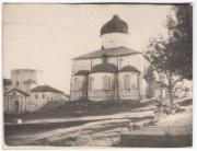 Кий-остров. Кийский Крестный монастырь. Собор Воздвижения Креста Господня