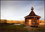 Вознесенский Оршин женский монастырь.Часовня Рождества Иоанна Предтечи - Орша - Калининский район - Тверская область