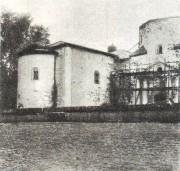 Кий-остров. Кийский Крестный монастырь. Церковь Рождества Пресвятой Богородицы