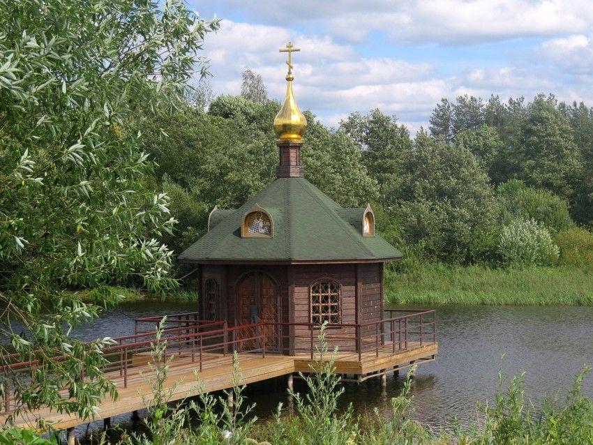 Вознесенский Оршин женский монастырь.Часовня Николая Чудотворца, Орша