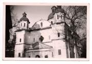 Мгарь. Спасо-Преображенский Мгарский монастырь. Собор Спаса Преображения