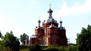 Церковь Покрова Пресвятой Богородицы - Покрово-Гагарино - Милославский район - Рязанская область