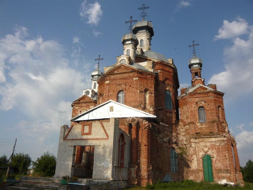 Церковь Покрова Пресвятой Богородицы, Покрово-Гагарино
