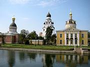Храмовый комплекс Рогожского кладбища - Москва - Юго-Восточный административный округ (ЮВАО) - г. Москва